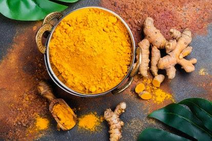 heritage beauty ingredients turmeric