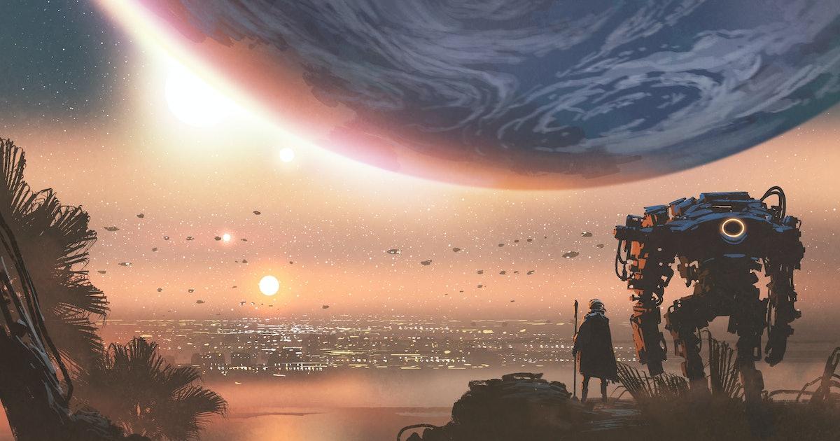 You need to watch the weirdest sci-fi drama on Amazon Prime ASAP
