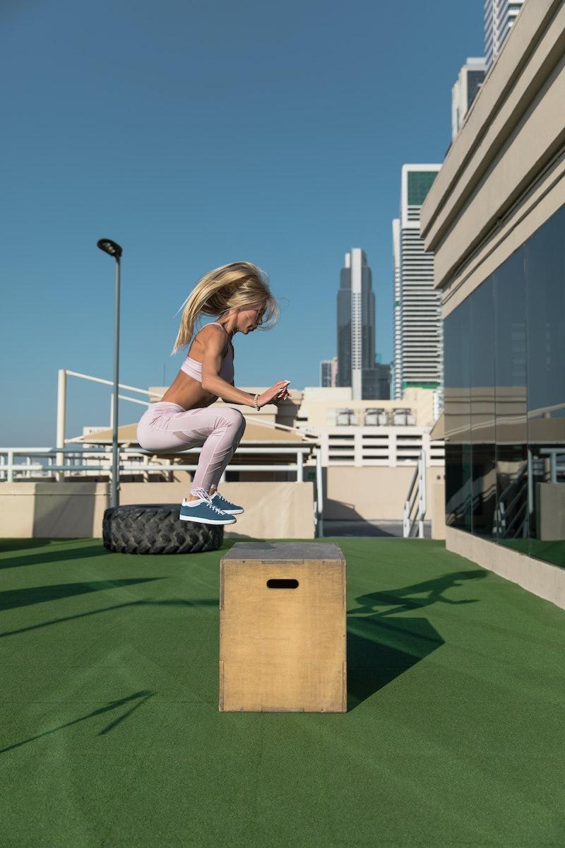 Fitness pros explain the benefits of plyometric exercises.