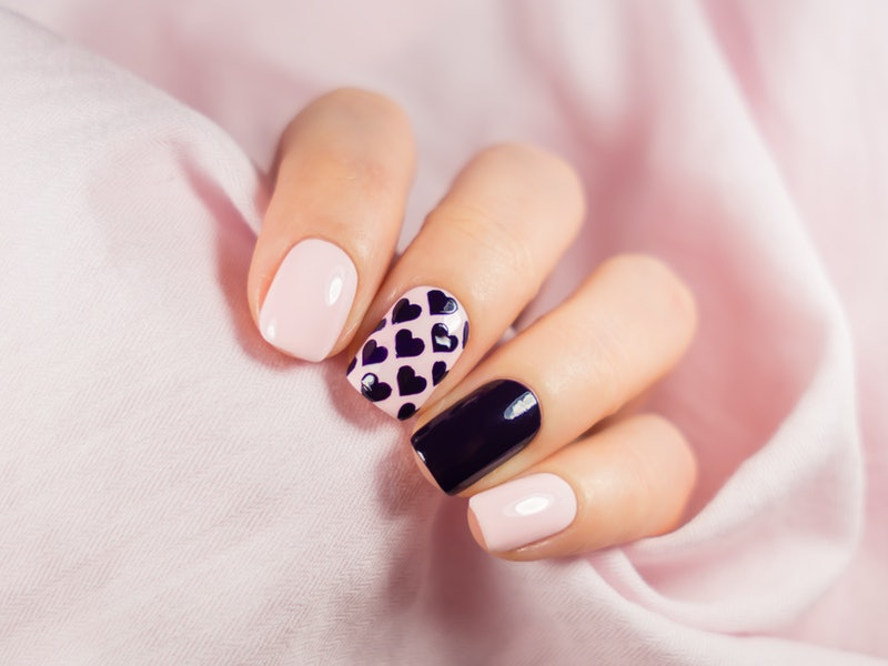 14 Valentine's Day nail art ideas you'll fall in love with.