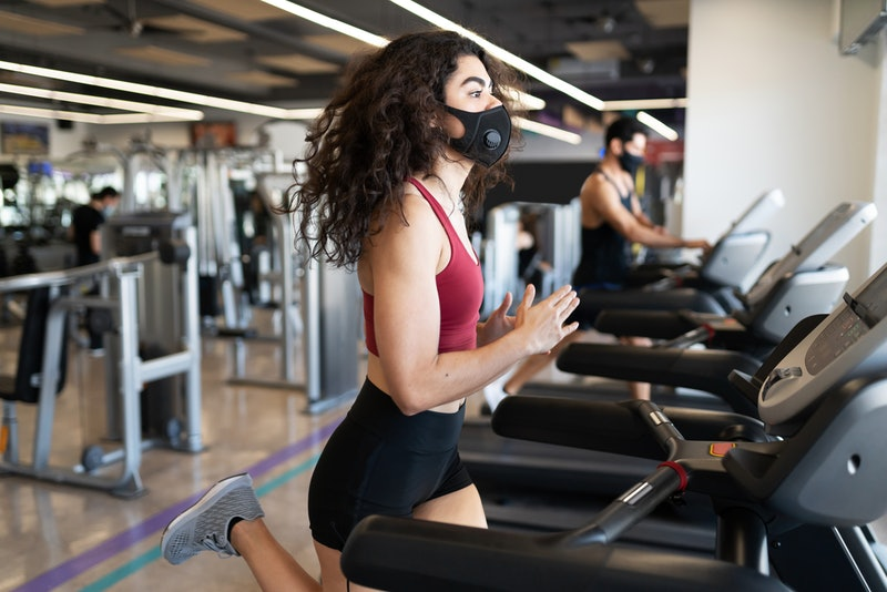 Is it safe to go to the gym when you're vaccinated? Here's what to know.
