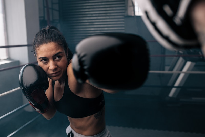 Trainers share all the benefits of boxing workouts.