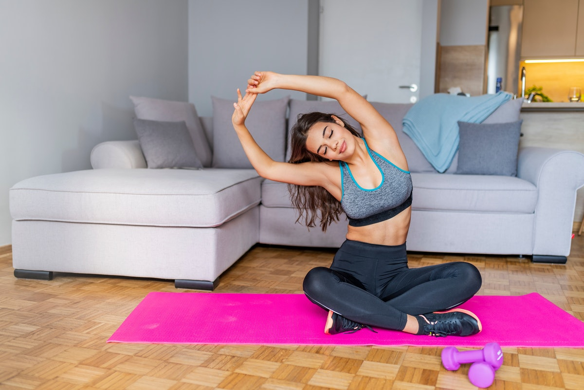 Build a stretching routine to help you feel better in body and mind.