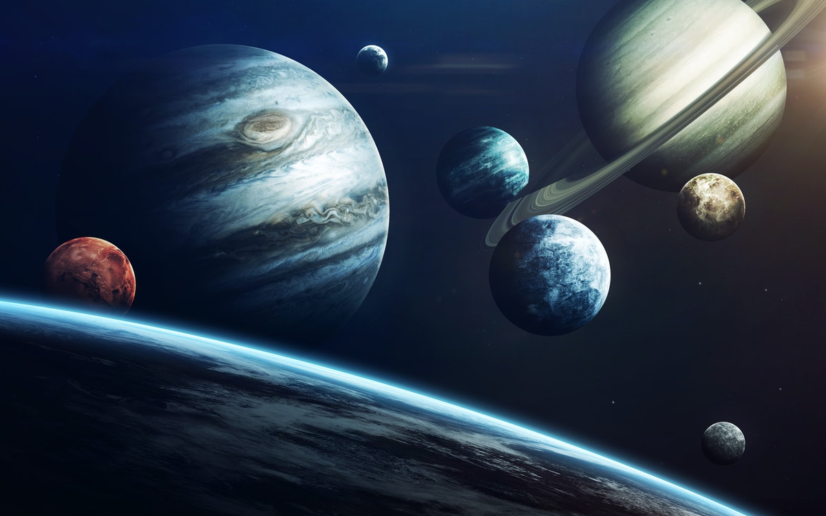 April 2021 Retrograde Planets