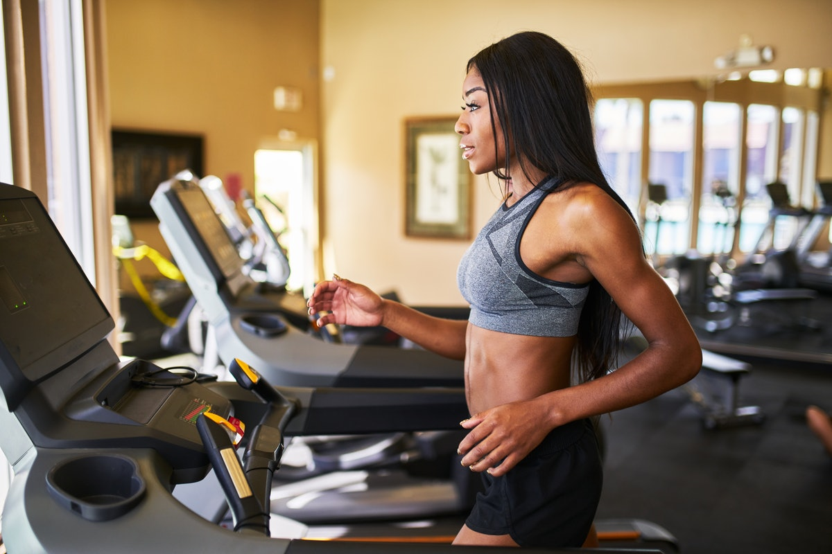 Approach your treadmill as a tool to accomplish all kinds of workouts.