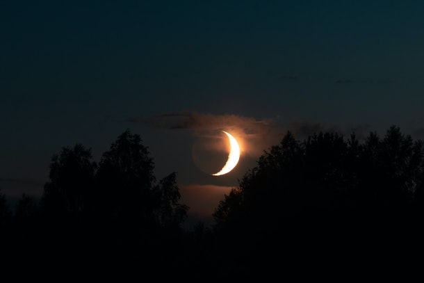 March 2021 New Moon