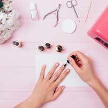 The secret to making your nails dry faster, according to experts.