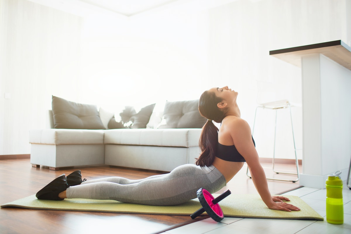 Getting your stretch on can help build flexibility and more.