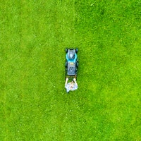 One surprising way robot lawnmowers will help the Earth