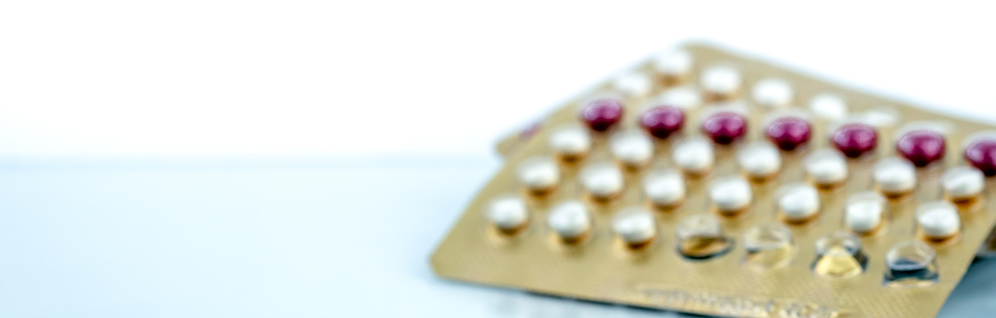 Oral contraceptive pills. Birth control pills. Hormones for contraception. Family planning, hormonal...
