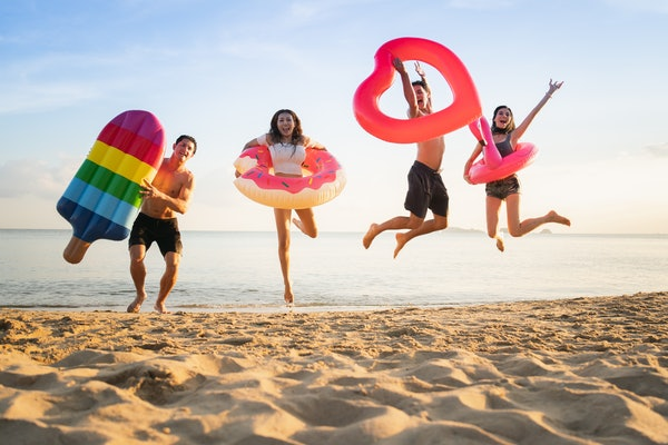 These beach emoji combos on TikTok will have you ready for summer.