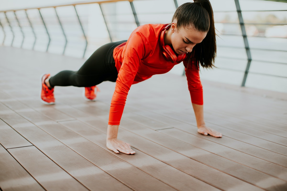 Strength training regularly can take your running game to the next level.
