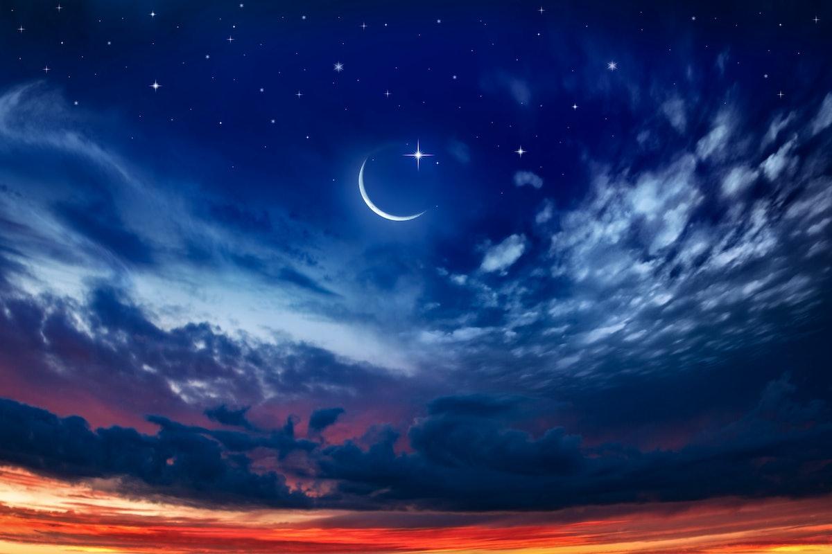 May 2021 New Moon