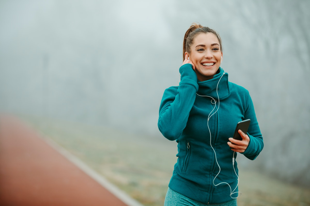 Pick up the pace during this walking workout.