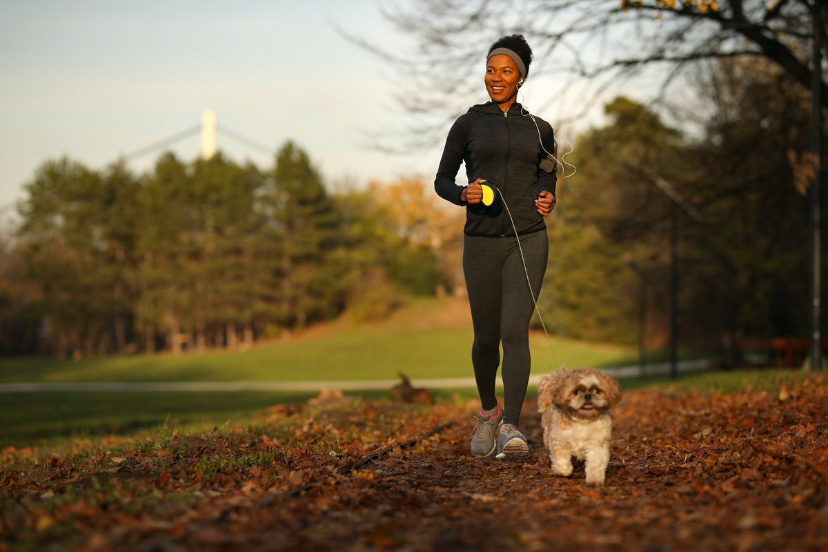 Ditch your running shoes and try these walking workouts instead.
