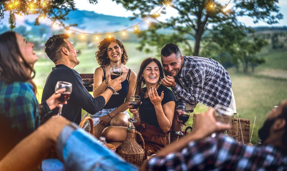 backyard party tips