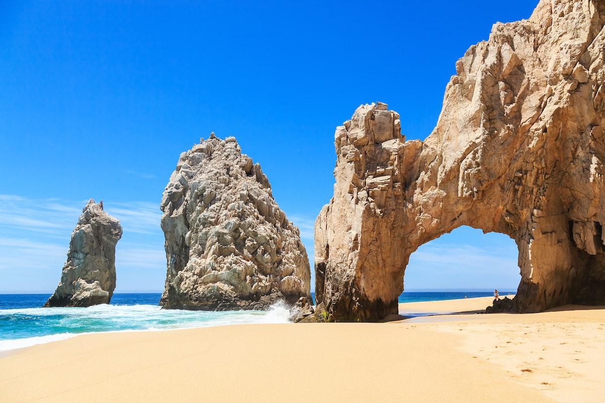 Cabo San Lucas Los Arcos, Mexico