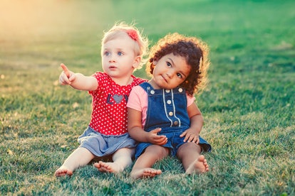 Toddlers can form relationships as young as 1.