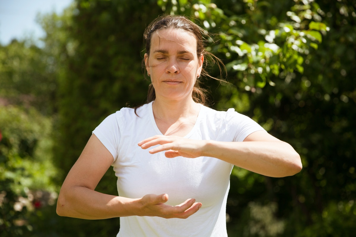 Tai chi is an ancient movement practice.