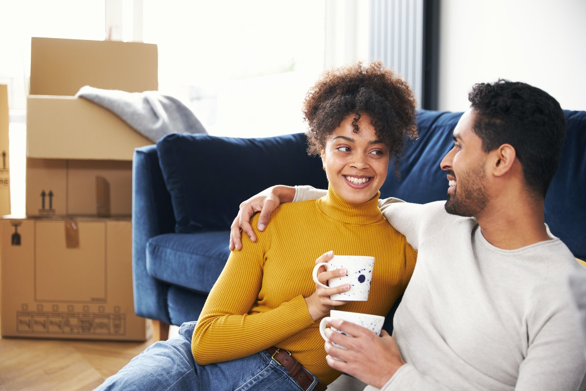 How soon is too soon to move in together? It's different for every couple.