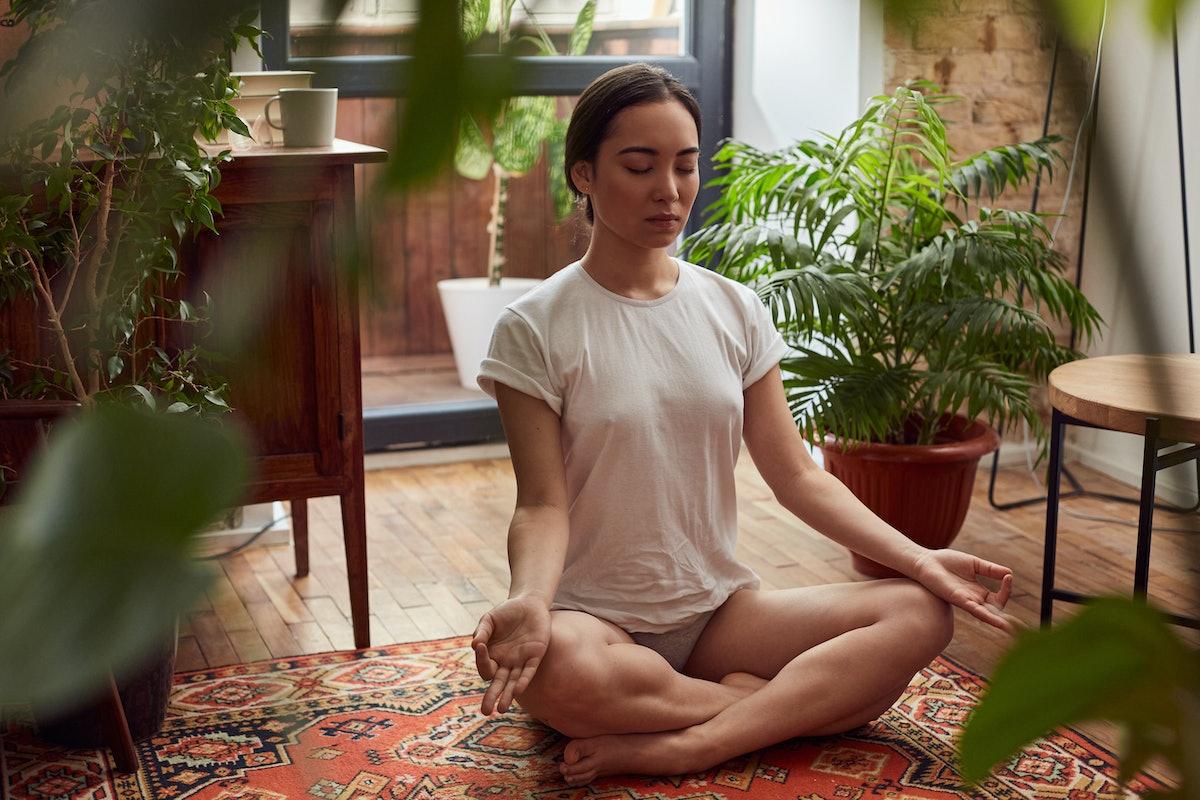 Commodification Of Self-Care meditation