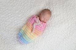 These rainbow baby names are filled with hope.