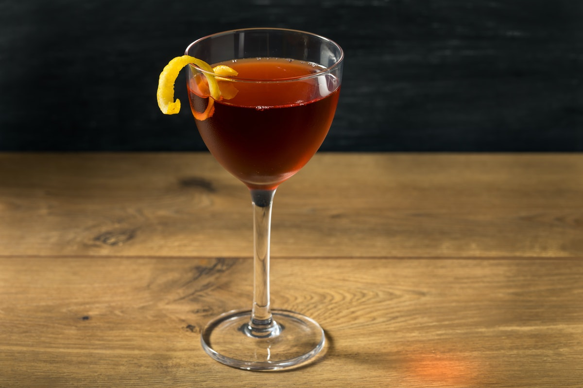 """The """"Fully Loaded"""" cocktail serves as the perfect apéritif"""