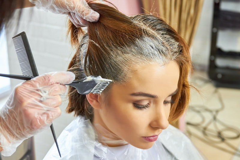 Wondering how to fix highlights that are too light? If you want to recolor your hair because you don...