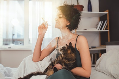 Studies are finally starting to explore if weed is good for you after years of it being a taboo topi...