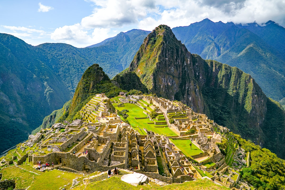 The famous Machu Picchu is a 15th-century is located in the Cusco region of Peru. The beauty of this...