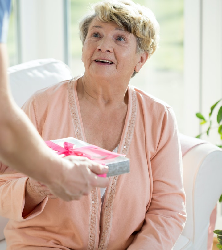 Sending gifts to those in nursing homes is a sweet way to show some love on Grandparents Day.