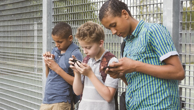 smartphone generation. Excessive use of cell phone