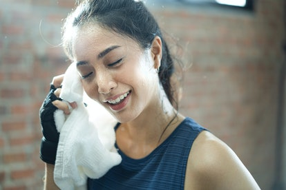 Do you sweat more when you drink more water?