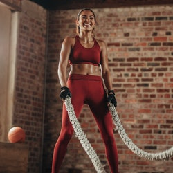 Experts explain how to use gym equipment for beginners, from rowing machines to battle ropes.