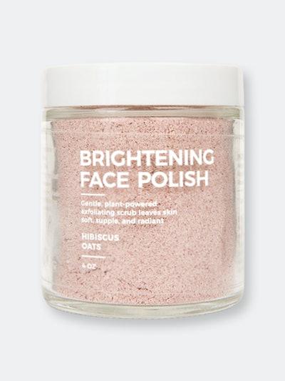 Brightening Face Polish - 4oz: image 1