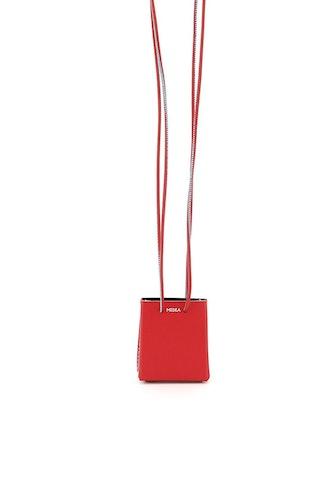Medea Medea Mini Longstrap Leather Micro Bag: image 1