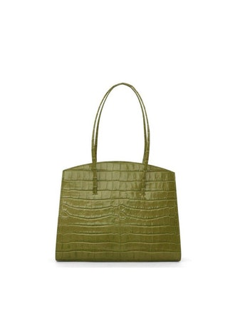 Minimal Embossed Leather: image 1