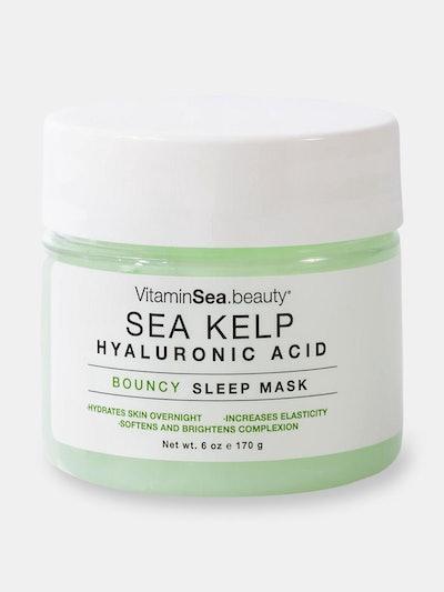 Sea Kelp & Hyaluronic Acid Bouncy Sleep Mask: image 1