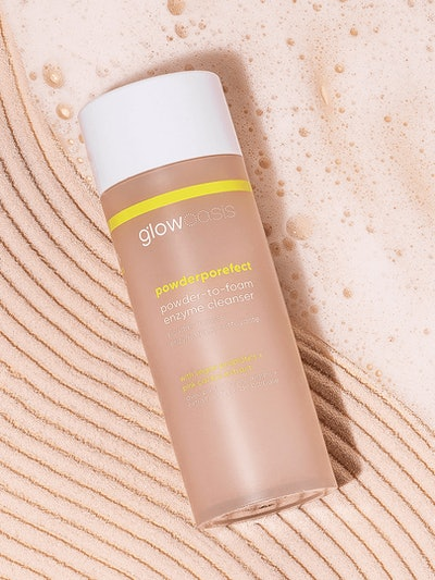 powderporefect powder-to-foam enzyme cleanser: image 1