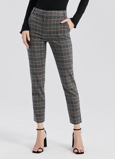 Plaid Trousers: image 1