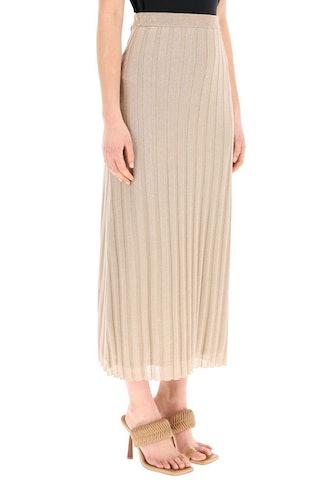 Toteme Midi Knit Skirt: image 1
