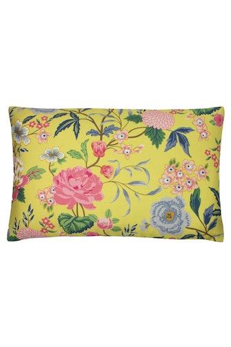 Furn Azalea Throw Pillow Cover (Bamboo Green) (40cm x 60cm): image 1
