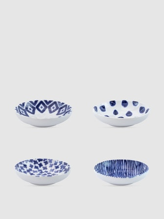 Santorini Assorted Condiment Bowls - Set of 4: image 1