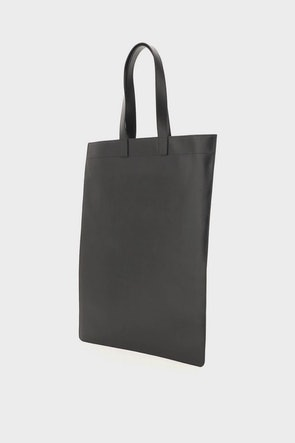 Comme Des Garcons Wallet Leather Tote Bag: image 1