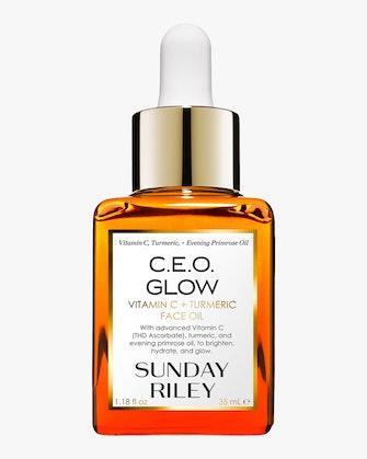 C.E.O Glow Vitamin C + Turmeric Face Oil 35ml: image 1