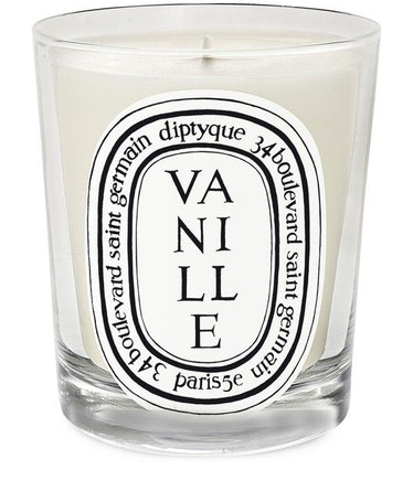 White Candle 190 g: image 1