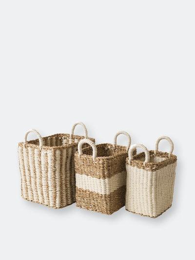 Ula Storage Basket (Set of 3): image 1