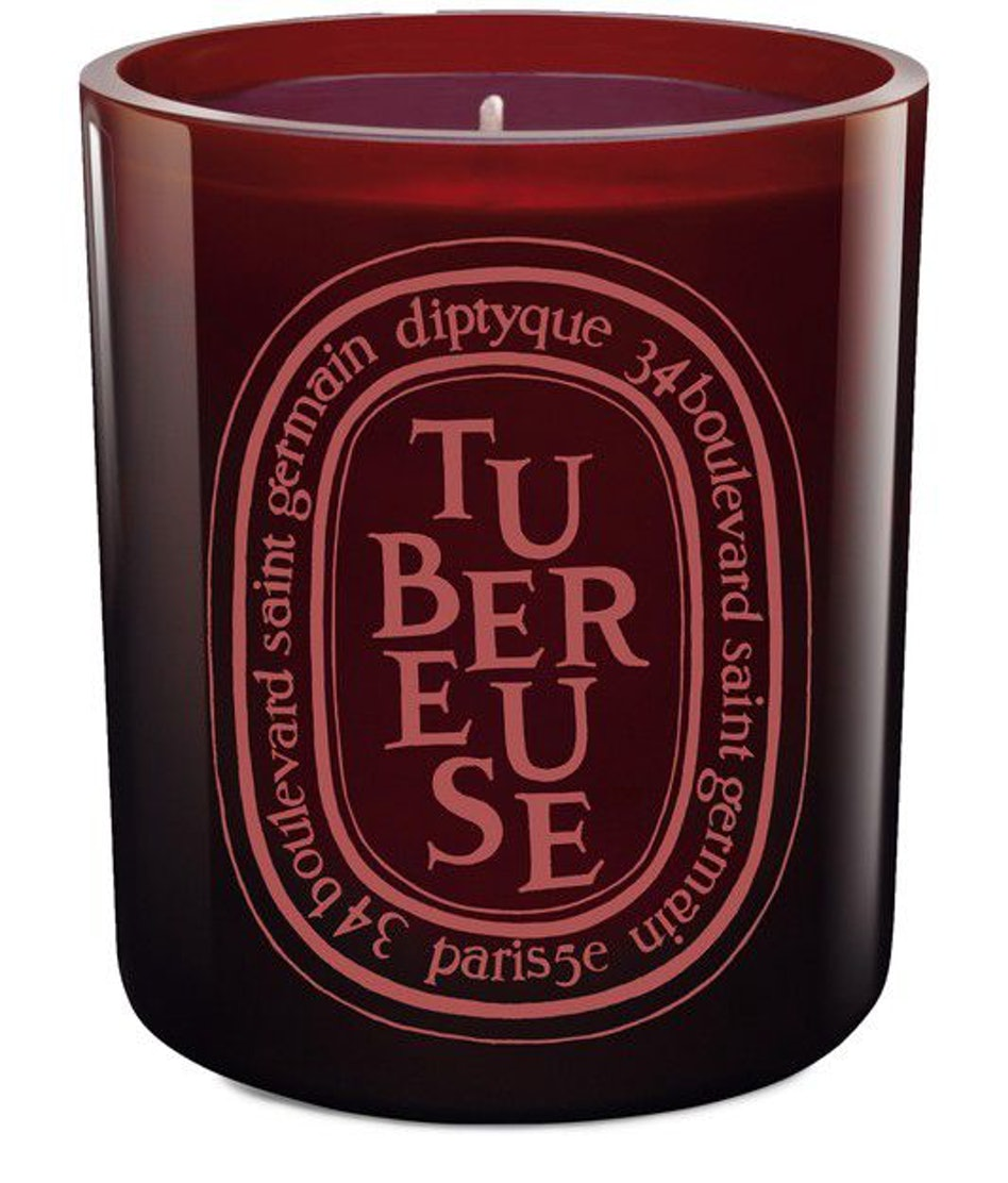 Colored candle 300g: image 1