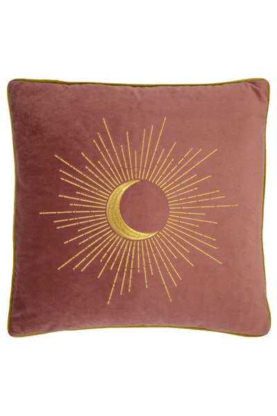 Furn Astrid Throw Pillow Cover (Rose) (One Size): image 1