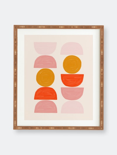 Mid Century Mod Geometry By June Journal: image 1